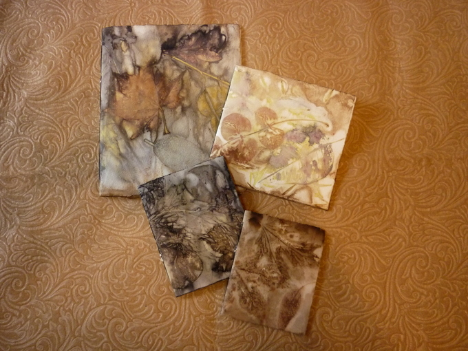 Eco Dyed Books